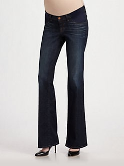 J Brand Maternity - Bootcut Jeans