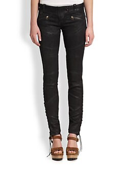 Polo Ralph Lauren - Coated Skinny Jeans
