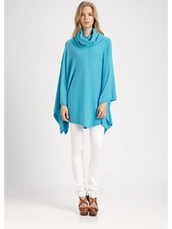 Ralph Lauren Blue Label - Cashmere Poncho