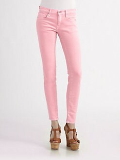 Ralph Lauren Blue Label - Skinny Neon Jeans