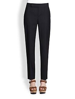 Polo Ralph Lauren - Wool & Silk Tuxedo Pants