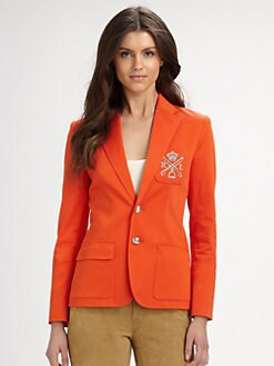 Ralph Lauren Blue Label - Sateen Blazer