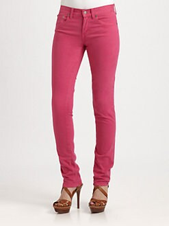 Ralph Lauren Blue Label - Skinny Twill Jeans