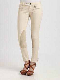 Ralph Lauren Blue Label - Stretch Jodhpurs