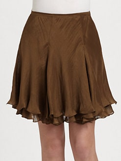 Ralph Lauren Blue Label - Silk Marina Skirt