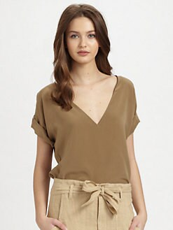 Ralph Lauren Blue Label - Silk Linda Top