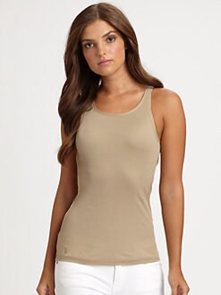 Ralph Lauren Blue Label - Melissa Pima Cotton Tank Top