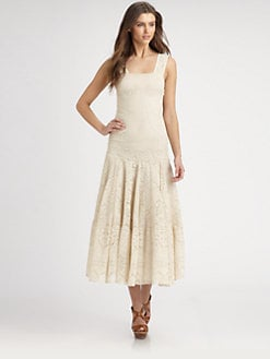 Ralph Lauren Blue Label - Lace Tamara Dress