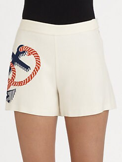Ralph Lauren Blue Label - Vintage Dressing Northampton Shorts