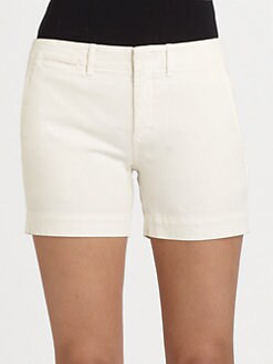 Ralph Lauren Blue Label - Arianna Stretch Twill Shorts
