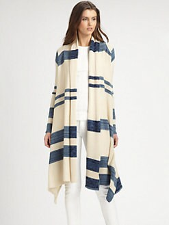 Ralph Lauren Blue Label - Drape-Front Cardigan