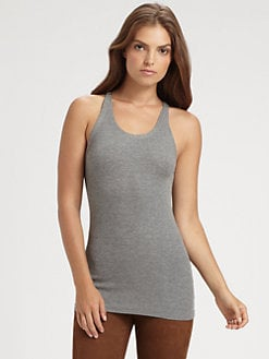 Ralph Lauren Blue Label - Ribbed Tank Top