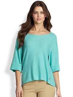 Ralph Lauren Blue Label - Featherweight  Cashmere Sweater