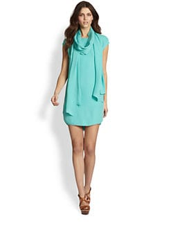 Ralph Lauren Blue Label - Silk Leisel Shirtdress