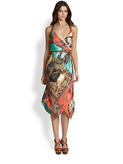 Ralph Lauren Blue Label - Silk Nyla Dress