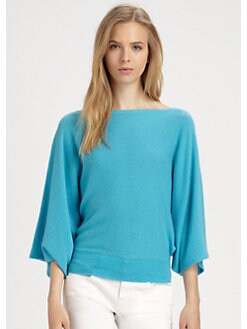 Ralph Lauren Blue Label - Cashmere Kimono Sweater