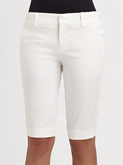 Vince - Buckle Bermuda Short