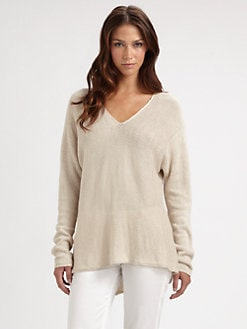 Vince - Double V-Neck Sweater