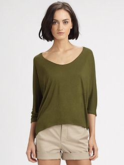 Vince - Jersey Dolman Top