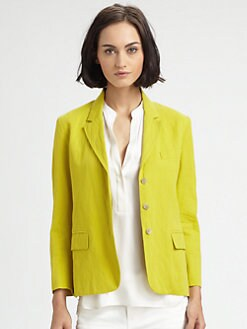 Vince - Button-Front Blazer