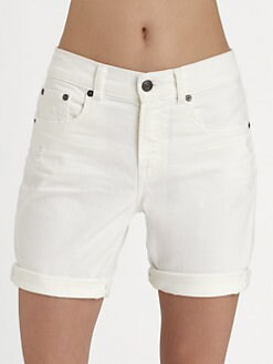 Vince - Relaxed Rolled Shorts