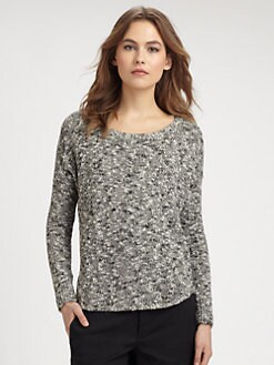 Vince - Marled Pullover Sweater