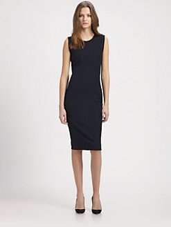 Vince - Knit Sheath Dress