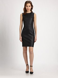 Vince - Leather Sheath