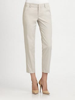 Vince - Slim Cropped Pants