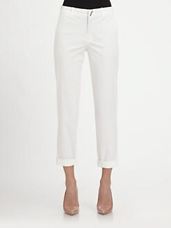 Vince - Hairclip Boyfriend Pants
