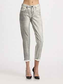 Vince - Pigment Stone-Wash Relaxed Jeans