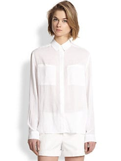 Vince - Patch Pocket Shirt