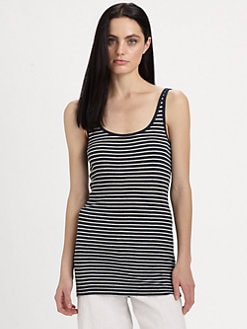 Vince - Striped Tank Top