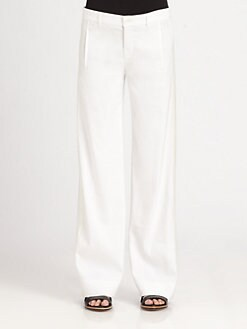Vince - Stretch Linen Pants