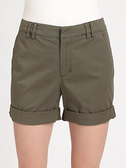 Vince - Rolled Cuff Shorts