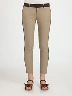 Vince - Colorblock Slim Fit Pants