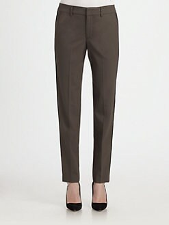 Vince - Colorblock Side Stripe Pants