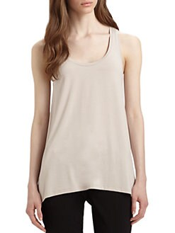 Vince - Drapey Tank Top