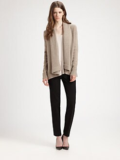 Vince - Drapey Open-Front Cardigan