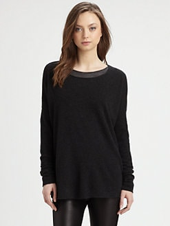 Vince - Wool/Cashmere Top