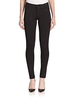 Vince - Ponte Skinny Jeans