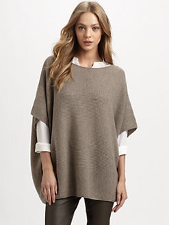 Vince - Wool and Cashmere Poncho