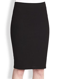 Vince - Knit Pencil Skirt