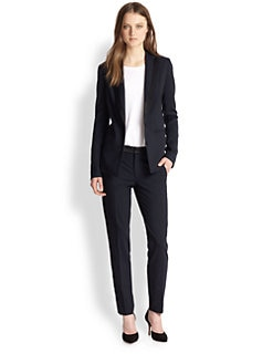 Vince - Two-Tone Tuxedo Blazer