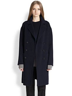 Vince - Stretch-Wool Coat