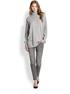 Vince - Oversized Wool & Cashmere Sweater