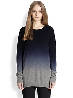 Vince - Wool & Cashmere Ombre Sweater