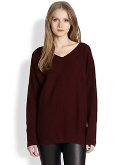 Vince - Cashmere Hi-Lo Sweater