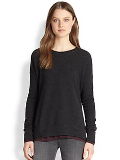 Vince - Textured Dolman Sweater