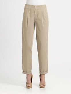 Vince - Pleated Trousers